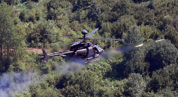 Με ταχείς ρυθμούς ετοιμάζονται τα «OH-58D Kiowa Warrior»….Θα εκτελέσουν & Βολές εντός μηνός! (video)