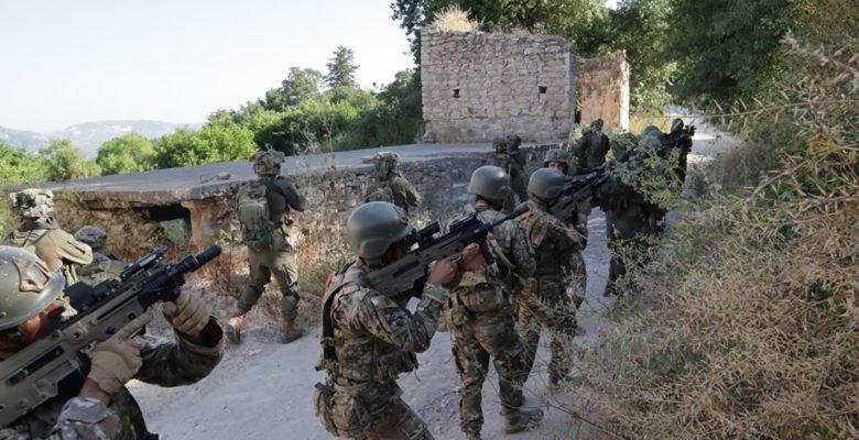 Εντυπωσιακές εικόνες της Ασκήσεως των Ειδικών Δυνάμεων Κύπρου & Ισραήλ «ΝΙΚΟΚΛΗΣ – ΔΑΥΙΔ – 2019» upd (Φωτό & video)