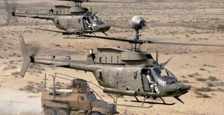 Τελετή παράδοσης των «Ινδιάνων OH-58D Kiowa Warrior» στην 1Η ΤΑΞΑΣ …Παρουσία ΑΝΥΦΕΘΑ των ΗΠΑ