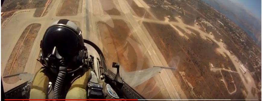 <div>Δείτε τα Γεράκια της ΠΑ που φυλάνε τη Κρήτη & Εκπαιδεύονται σε Χαμηλή Επιδρομή (Συγκλονιστικά video)</div> 1