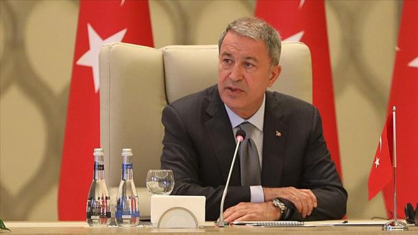 O Ακάρ διέταξε τους Τούρκους να «απαντούν» στις επιθέσεις του Συριακού Στρατού…Αλλά  μόνο αυτός Βομβαρδίζει (video) 1