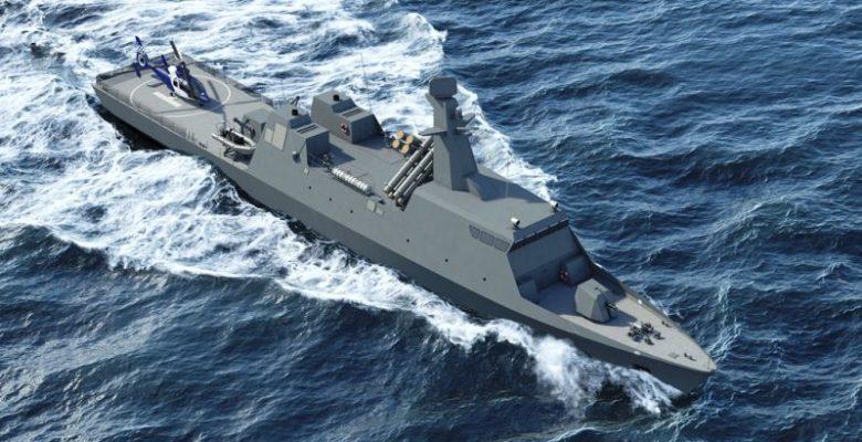 Ισραήλ και Ελλάδα θα ναυπηγούν Πολεμικά Σκάφη στη Σύρο (video)