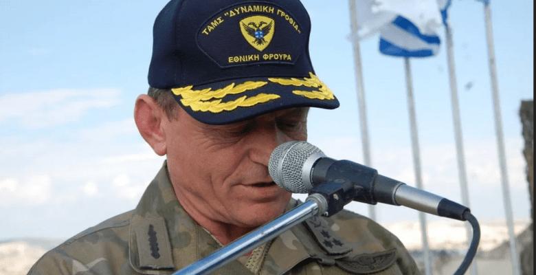Στρατηγός Λεοντάρης τ.Α/ΓΕΕΦ ...Στον Αρχηγό ανατίθεται η αποστολή ...