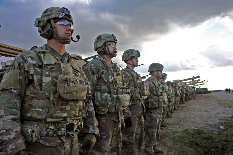 Για το Χειρότερο Σενάριο προετοιμάζονται οι οι δυνάμεις των ΗΠΑ στην Ευρώπη 3