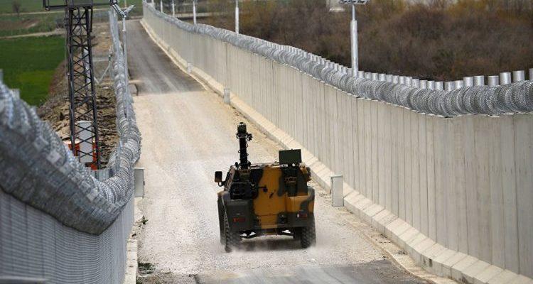 Στρατηγός Κωσταράκος: Να χτιστεί τοίχος στα Σύνορα 3