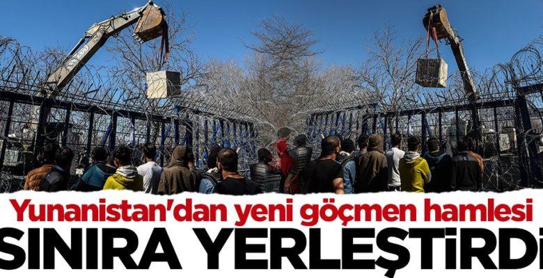 Οχυρώνεται με έργα ο Έβρος, τρίβουν τα μάτια τους οι Τούρκοι (video) …Στον Αγώνα των «Μονομπλόκ » μπαίνουν και οι Απόστρατοι της ΕΑΑΣ Ξάνθης