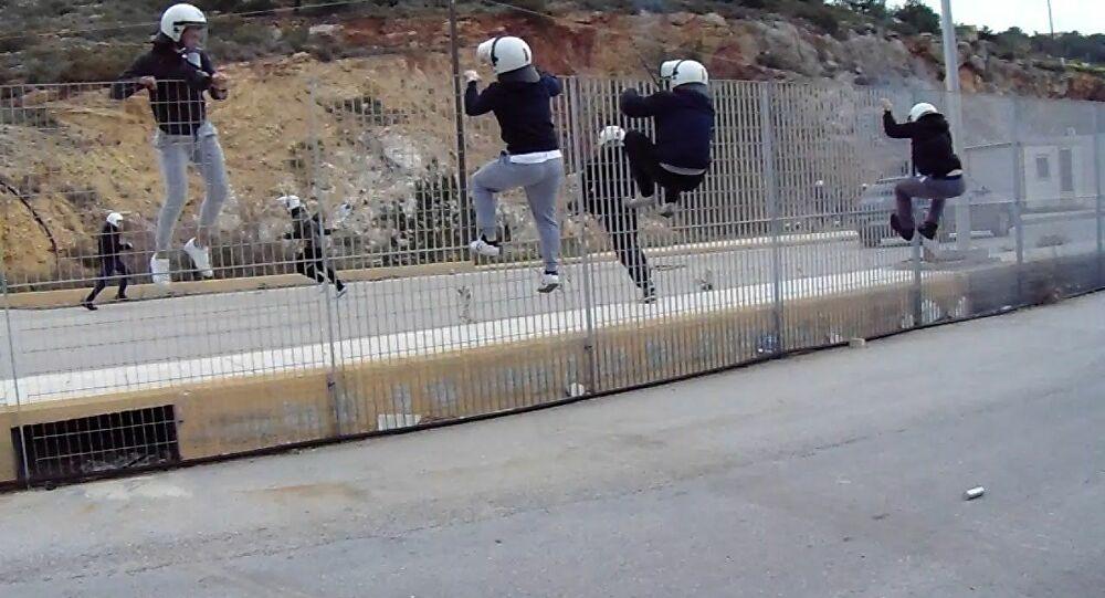 Αποκαλυπτικές οι Αναφορές των αστυνομικών των ΜΑΤ… για τα Γεγονότα σε Χίο και Λέσβο 1