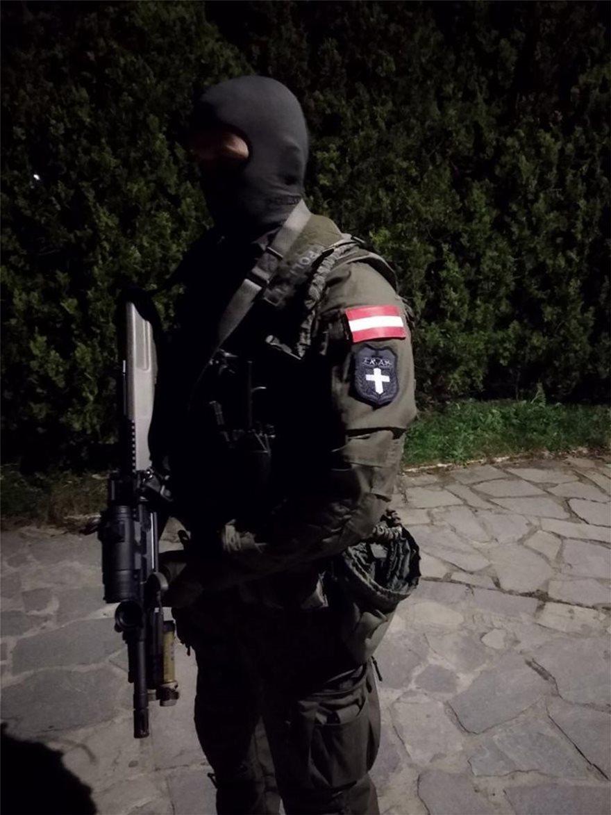 Αυστριακοί κομάντος σε Τούρκους – «Εδώ είναι η χώρα μας, υπερασπιζόμαστε τα ευρωπαϊκά σύνορα» 1