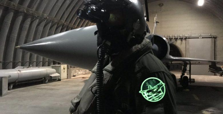 Έτοιμος για μάχη μέσα στη νύχτα …Ιπτάμενος της 331Μ με Α/Φ M2000-5 στο Καταφύγιο! (φωτό)
