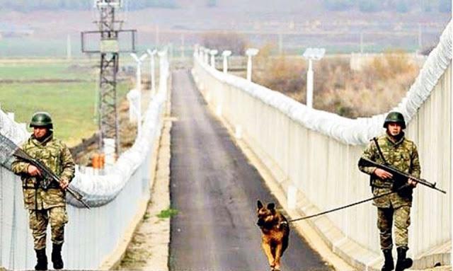 Στρατηγός Κωσταράκος: Να χτιστεί τοίχος στα Σύνορα 4