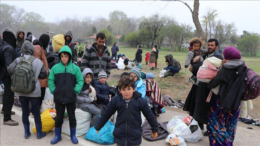 Εγκαταλείπουν τα Σύνορα οι  Λαθρομετανάστες …μέχρι το βράδυ δεν θα έχει μείνει κανένας (φωτό) 1