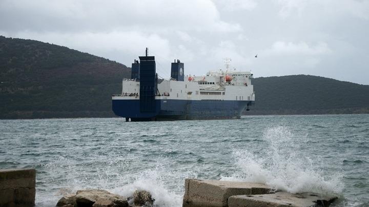Κατέπλευσε στο Λιμάνι της Ηγουμενίτσας το οχηματαγωγό με τους Έλληνες απο την Ιταλία 1