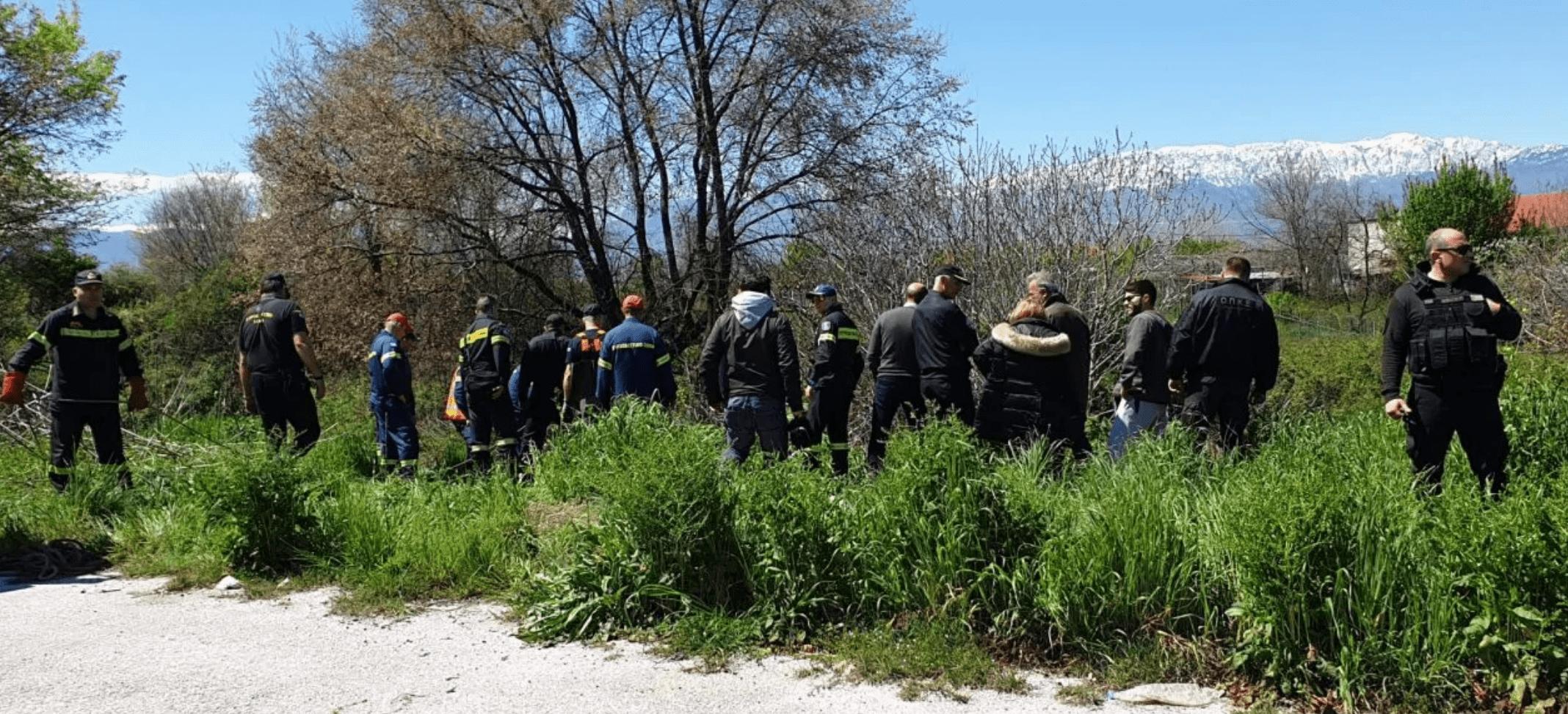 Εντοπίστηκε νεκρή η γυναίκα στο ποταμό Ληθαίο των Τρικάλων (φώτο-video) 1