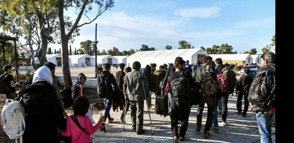 Έσπασαν την Καραντίνα οι μετανάστες στη Ριτσώνα…και δεν τιμωρήθηκαν 1