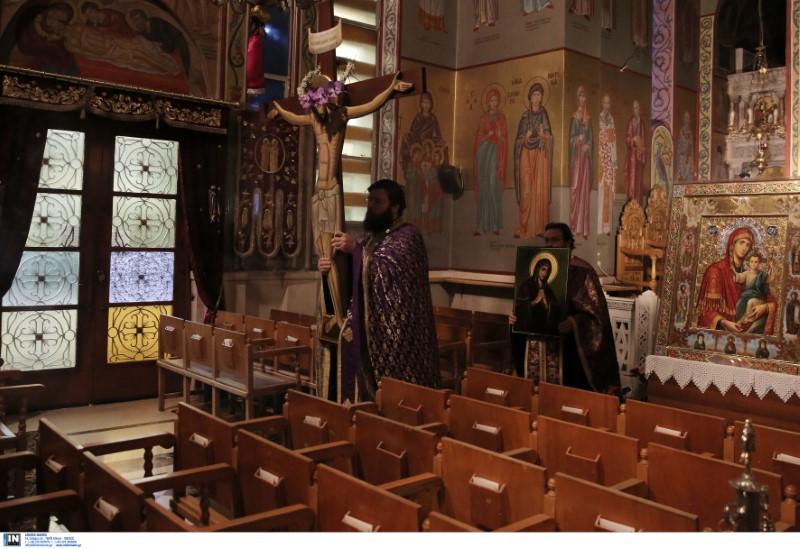 Έρημος & μόνος ακόμη και ο Χριστός  στην Ελλάδα … 1