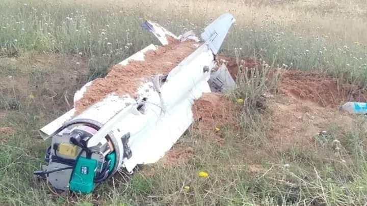 Τουρκική φρεγάτα εξαπέλυσε πύραυλο κατά λιβυκού UAV 1