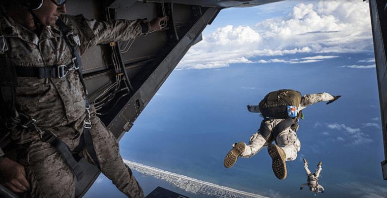 Συνεκπαίδευση των Ειδικών Δυνάμεων της 357η των ΗΠΑ και της Ελλάδος