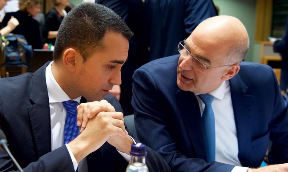 Υπογράφεται η ΑΟΖ μεταξύ Ελλάδας και Ιταλίας 1