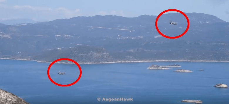 Χαμηλή Επιδρομή Ελληνικών F-16 πάνω απο το Καστελόριζο (video) …Έτσι να μην ξεχνιόμαστε!!