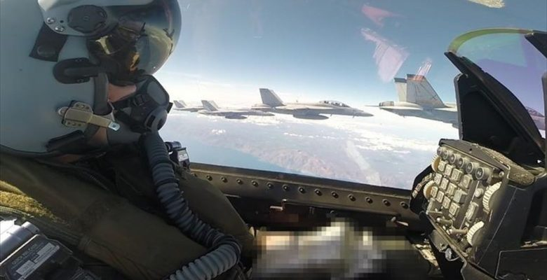 «Ζωγράφισαν στους Ουρανούς» τα Ελληνικά F-16 Block 52+ & F-16 Block 52+ Advanced ( video)