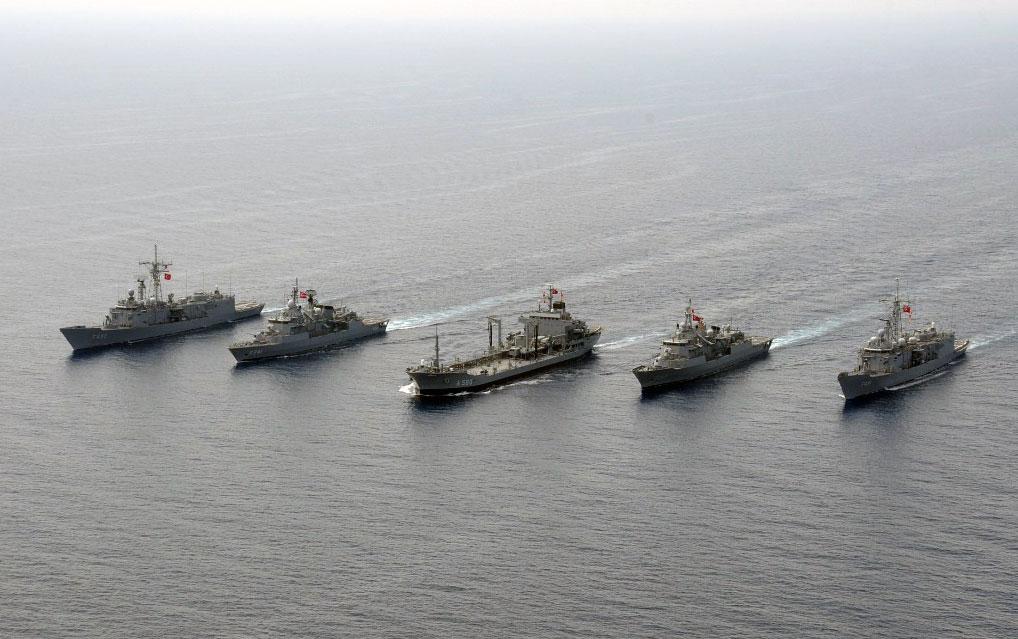 Έτοιμοι για το χτύπημα οι Τούρκοι απο τον » Ναύσταθμο ΑΚΣΑΖ» στο Αρχιπέλαγος...