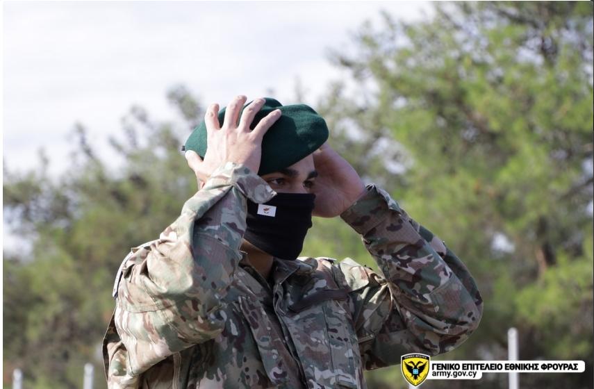 Απονομή Πράσινου Μπερέ στους Καταδρομείς της Ε.Φ -veteranos |Εθνικά Θέματα