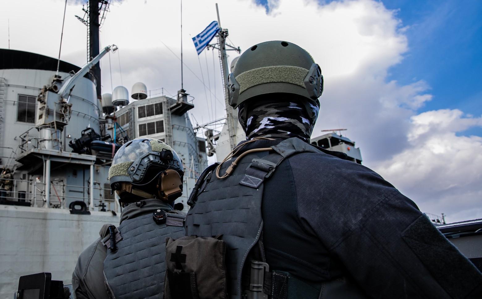 Διακρατική άσκηση Ελλάδας-Κύπρου–ΗΠΑ στη Σούδα από Δυνάμεις Ειδικών Επιχειρήσεων 25